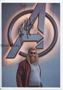 Автограф: Крис Хемсворт. Мстители: Финал.Тор