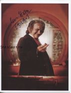 Автограф: Иэн Холм. Властелин колец. Редкость