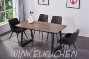 Стол обеденный DT8101 палисандр