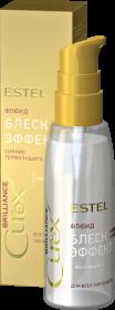 """Жидкий шёлк """"Блеск-эффект"""" для всех типов волос CUREX BRILLIANCE, 100 мл"""