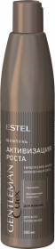 Шампунь-активизация роста для всех типов волос CUREX GENTLEMAN, 300 мл