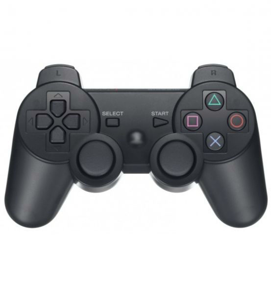 Геймпад Sony Playstation Dualshock 3 PS3 черный1