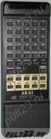 AKAI RC-C69, CD-69