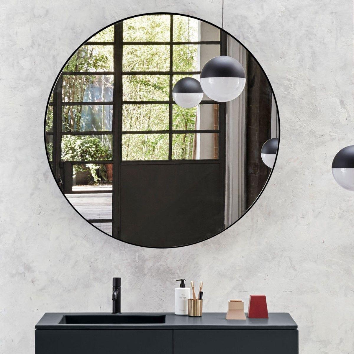 Круглое зеркало Cielo I Catini CASPT ФОТО