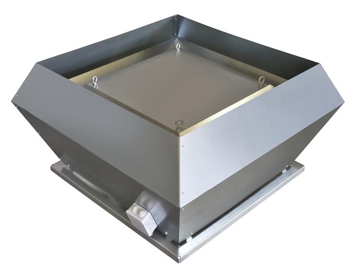 Крышный вентилятор ВКРФ-М-63-РЦ-2,2/1000