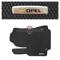 Шильдик на EVA коврик Opel