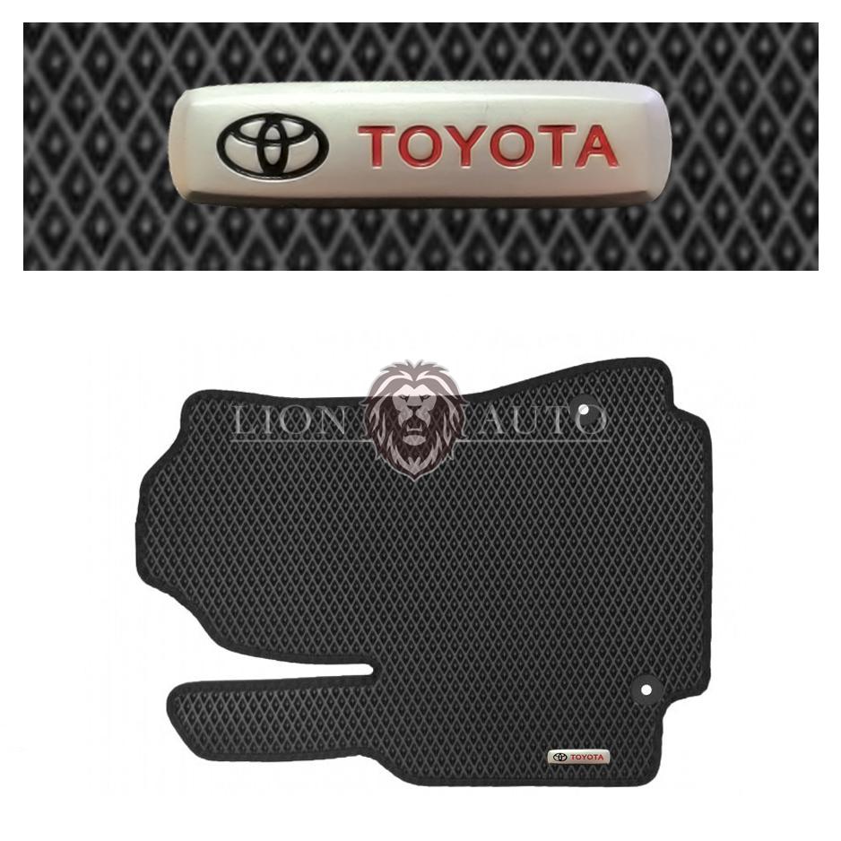 Шильдик на EVA коврик Toyota