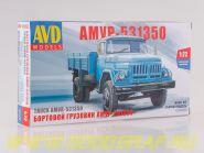 Сборная модель АМУР-531350 бортовой