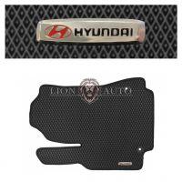 Шильдик на EVA коврик Hyundai