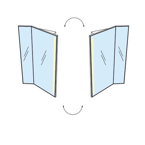 Зеркало с подсветкой Cielo Arcadia Pan SPPANL 74х110 ФОТО
