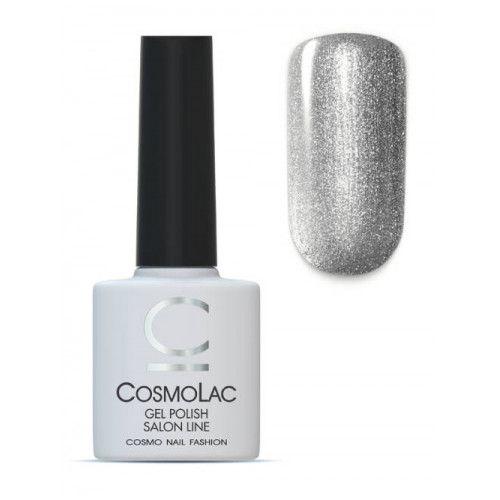 CosmoLac, гель-лак №052 Серебро луны