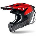 Airoh Twist 2.0 Tech Red Gloss шлем внедорожный