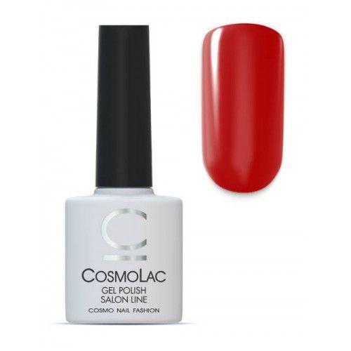 CosmoLac, гель-лак №067, Красный жемчуг