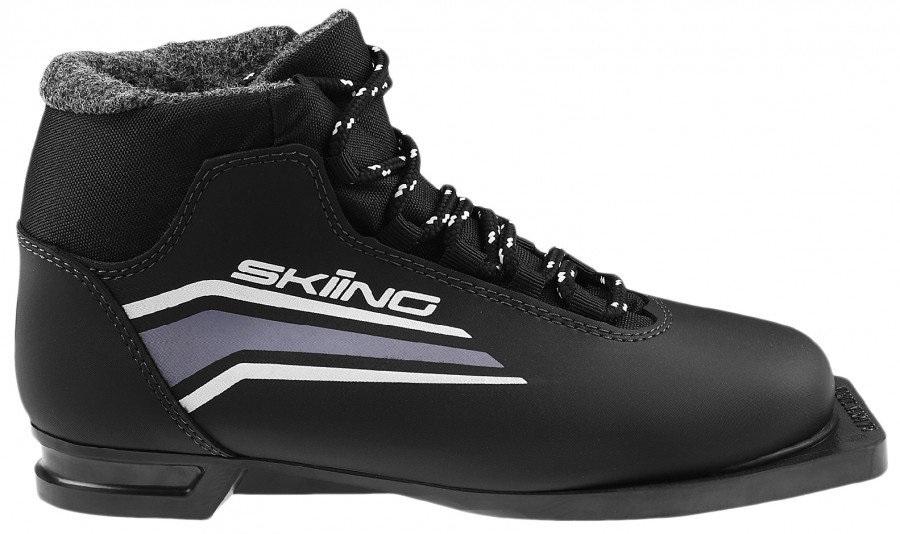 Лыжные ботинки (иск.кожа) TREK Skiing IK1 TR-253 75 мм