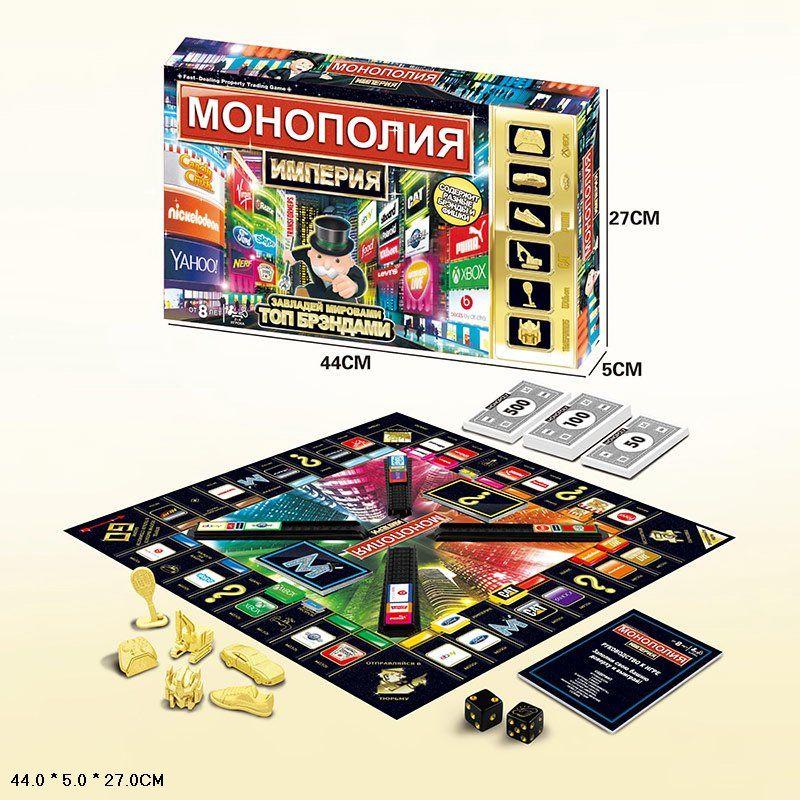 Игра настольная Монополия Империя