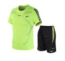 Форма футбольная Nike Sport Futsal Салатовая