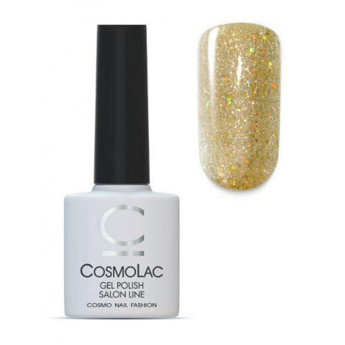 CosmoLac, гель-лак №072, Золотая чаша