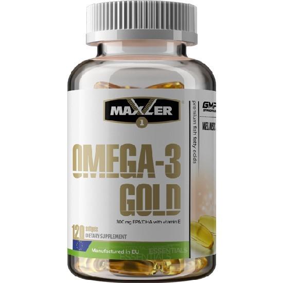 Maxler - Omega-3 Gold