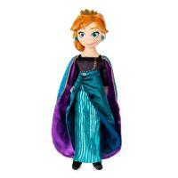 Анна кукла плюшевая коронация Дисней Холодное сердце 2