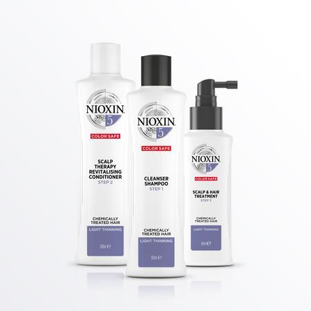 NIOXIN 3D System 5 Shampoo Система 5 Шампунь
