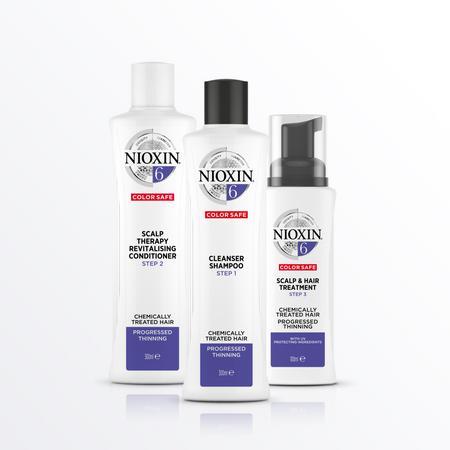 NIOXIN 3D System 6 Conditioner Система 6 Кондиционер