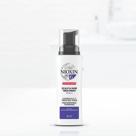 NIOXIN 3D System 6 Scalp Treatment Система 6 Маска