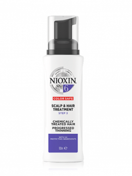 NIOXIN 3D System 6 Scalp Treatment Система 6 Маска