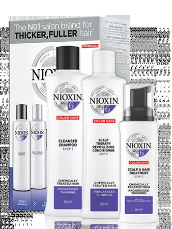NIOXIN 3D System 6 Система 6 Набор XXL-формат