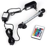 Огонек OG-LDP03 RGB лампа аквариумная (пульт,180 мм)