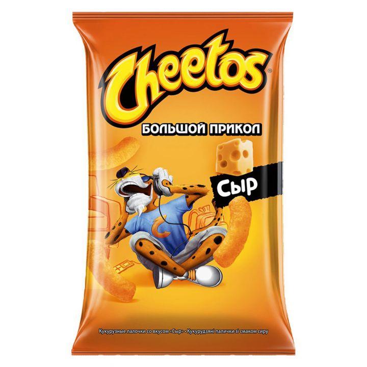 Чипсы Читос 85г Сыр Большой прикол