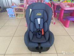 Автомобильное детское кресло Astrim, регулируется