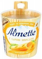 Сыр Альметте творожный сыр мааздам 60% 150г