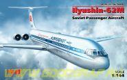 Ильюшин-62М, Советский пассажирский самолет