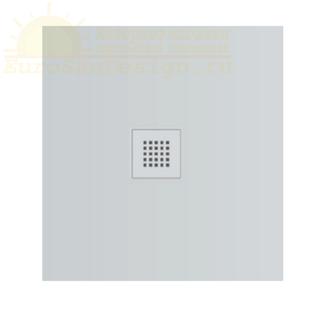 Душевой поддон Cielo Venticinque квадратный 80х80 ФОТО