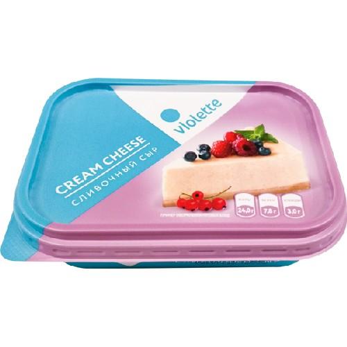 Сыр Карат Виолетте творожный сливочный 70% 180г