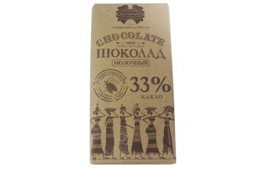 Шоколад Молочный Беларусь 90г