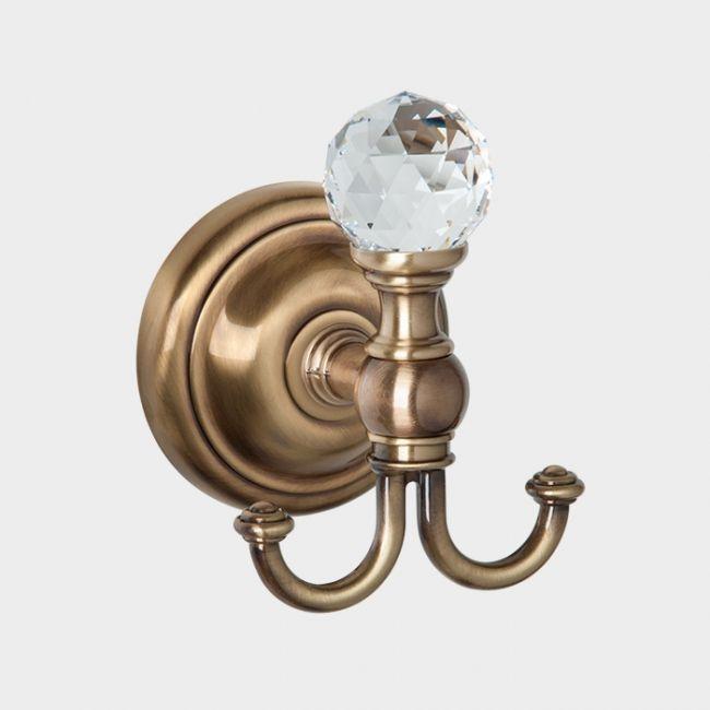 Крючок Tiffany World Crystal TWCR016br-sw ФОТО