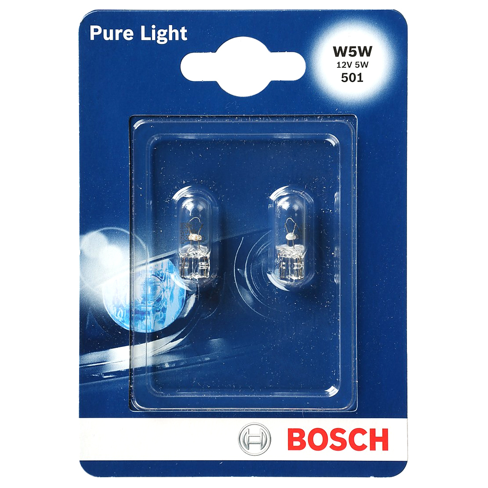 Bosch W5W Pure Light