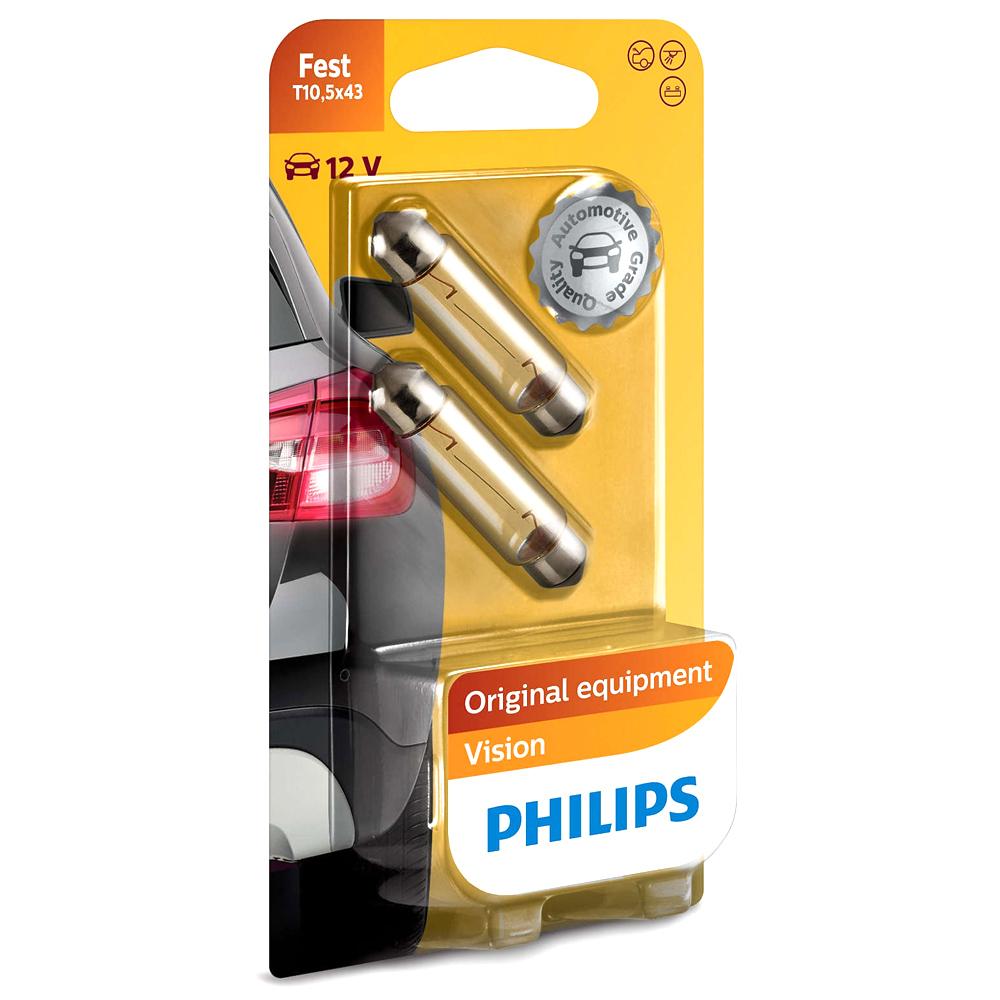 Philips Festoon Standard Vision 43 мм