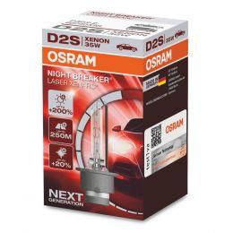 Osram D2S Xenarc Night Breaker Laser (+200%)