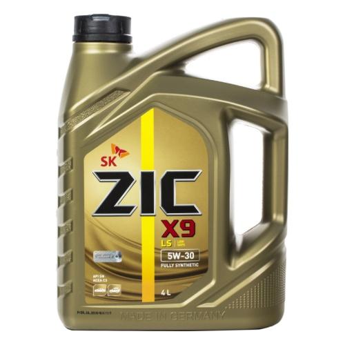 ZIC X9 LS 5w30 Dexos2 синт.4л