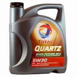 TOTAL Quartz 9000 5w30 FUTURE NFC 4л