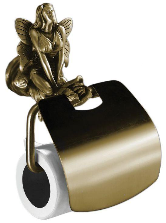 Держатель для туалетной бумаги Art&Max Fairy AM-0989-B ФОТО
