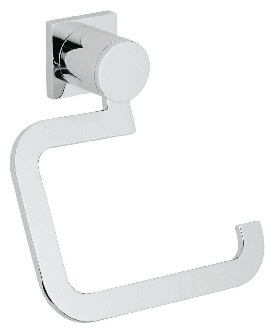 Держатель для туалетной бумаги Grohe Allure 40279000 15.7х15.2 ФОТО