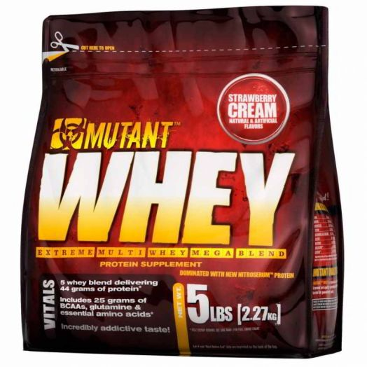 Fit Foods-Mutant Whey 2270 г