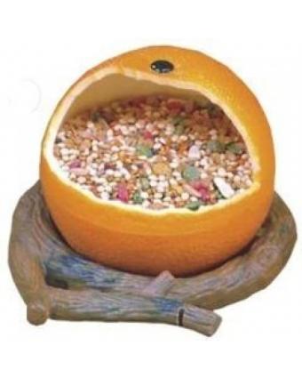 Кормушка Пенн-Плакс для птиц Апельсин внутренняя