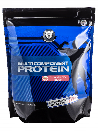 RPS Nutrition - Multicomponent Protein 2,3 кг