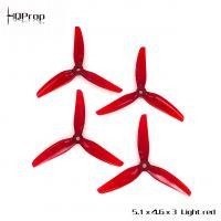 Купить пропеллеры HQProps POPO 5.1X4.6X3 трёхлопастные (2 пары) в интернет магазине QUADRO.TEAM