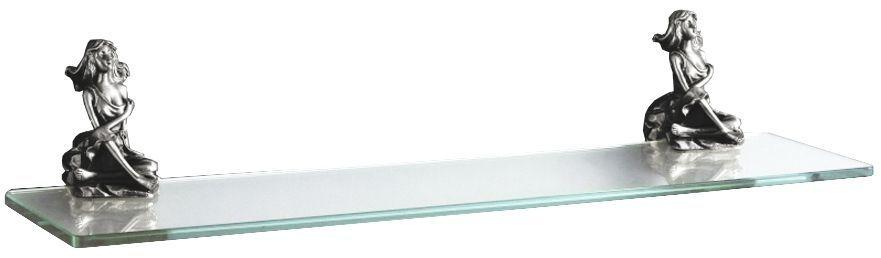 Стеклянная полочка Art&Max Athena AM-0613-T ФОТО