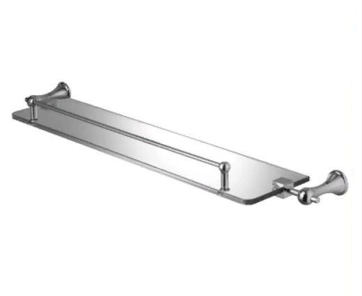 Полочка стеклянная Lemark Standard LM2133C ФОТО